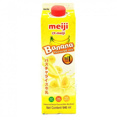 Meiji banana flavoured milk (946ml)