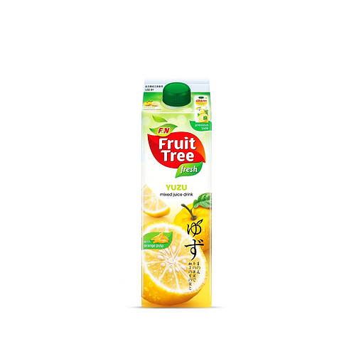 Fresh Tree fresh yuzu (1L)