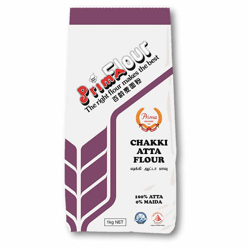 Prima chakki atta flour (1kg)