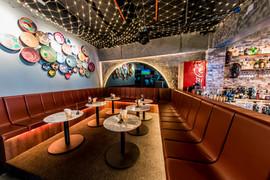 Indian bistro & bar, Gabbar
