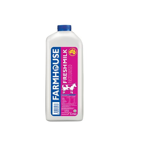 Farmhouse fresh milk (2L)