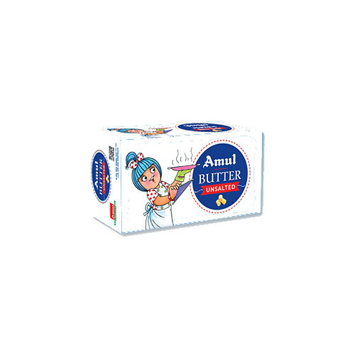 Amul unsalted butter (500gm)