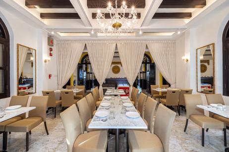 Dining Room at Gedung Kuning