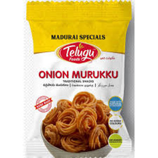 Telugu onion marukku snacks (170gm)