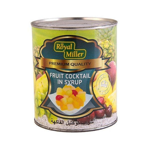Royal miller fruit cocktail (825g)