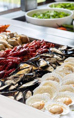Seafood Buffet - Permata Singapore