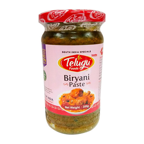 Telugu biryani paste (300gm)