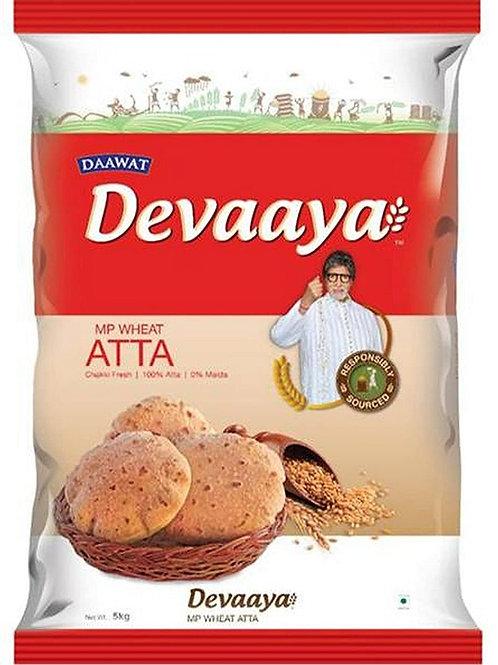 Devaaya atta chakki - wheat flour (1kg)