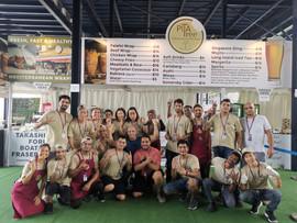 Pita Tree team - F1 2019