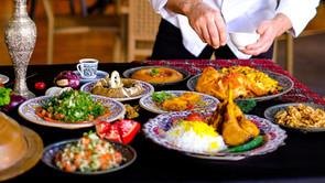 Middle Eastern Restaurant in Singapore, Shabestan, has an extensive Gluten Free menu