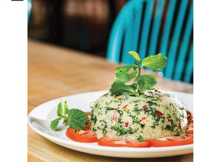 Vegetarian Couscous Salad Recipe