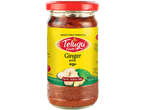 Telugu ginger pickle (300gm)
