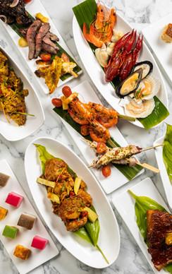 Nusantara Buffet Restaurant - Permata Singapore