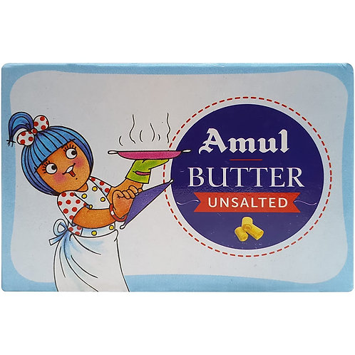 Amul unsalted butter (100gm)