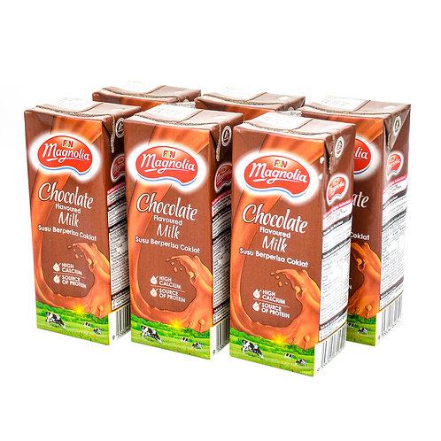 Magnolia UHT chocolate milk (250ml x 6packs)
