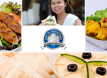 Top 10 Mediterranean Restaurants in Singapore by Media One