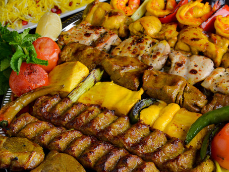 Food Trend: Middle Eastern Cuisine in Singapore Middle Eastern food on your mind?