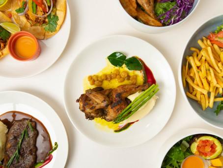 Latin American Set Lunch & Healthy Bowls - Cuba Libre Café &Bar, Frasers Tower