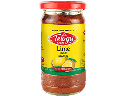 Telugu lime pickle (300gm)