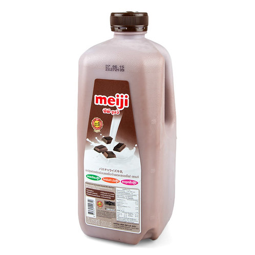Meiji chocolate milk (2L)