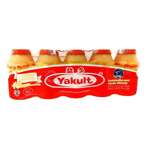 Yakult orange culture milk (5 x 100ml)