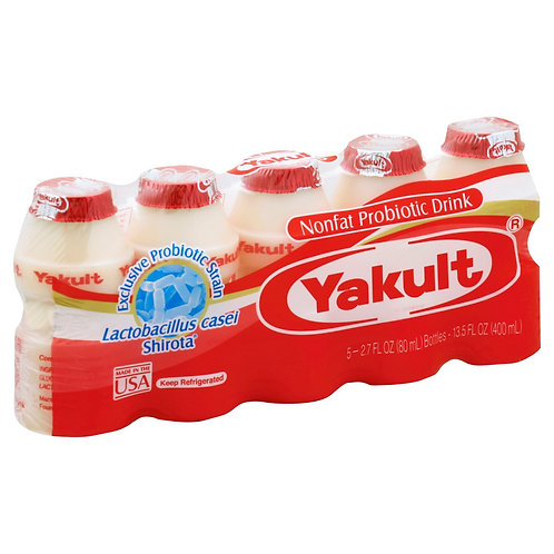 Yakult culture milk (5 x 100ml)