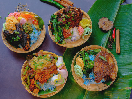 New Restaurant Opening: Nusantara Singapore at Frasers Tower