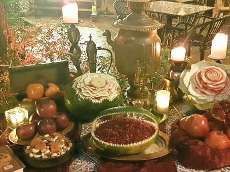 Celebrating December, the Persian way
