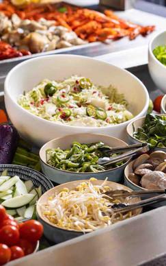 Traditional Salads Ulam Kerabu
