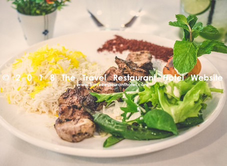 Shabestan is a delightful restaurant located in popular dining hotspot Robertson Quay.