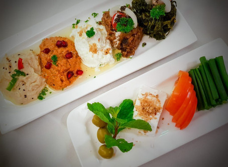 Shabestan Finest Persian Cuisine Launches New Vegetarian and Vegan Menu for World Vegan Month