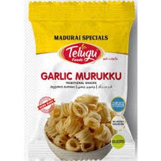 Telugu garlic marukku snacks (170gm)