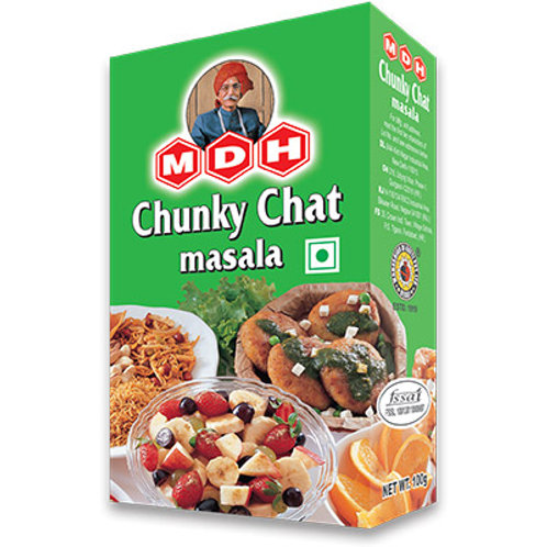 MDH chunky chat masala (100gm)