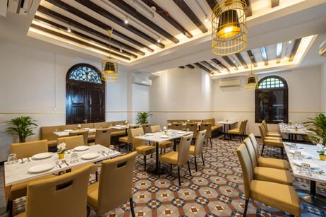 Permata Dining Room at Gedung Kuning