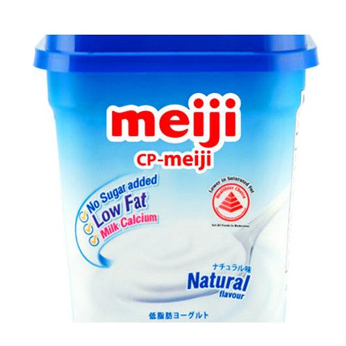 Meiji natural yoghurt (500gm)