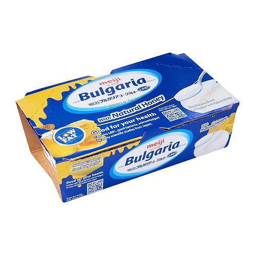 Meiji Bulgaria golden honey yoghurt (twin pack - 110gm)