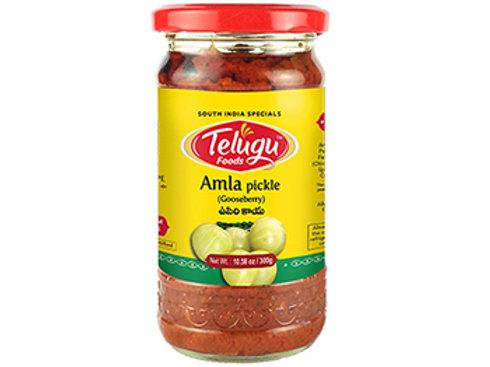 Telugu amla pickle (300gm)
