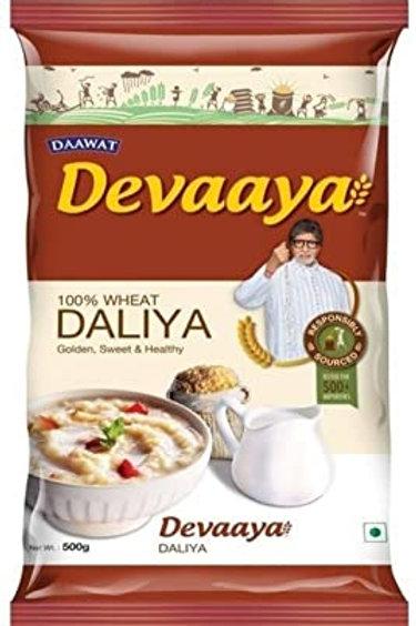 Devaaya daliya flour - broken wheat (500gm)