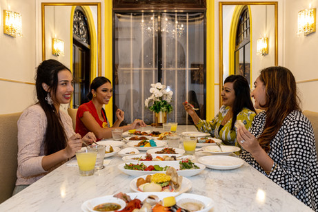Buffet Singapore - Malay and Indonesian food - Nusantara Dining