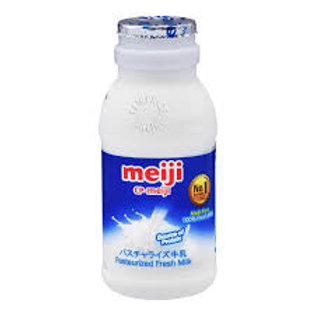 Meiji fresh milk (200ml)