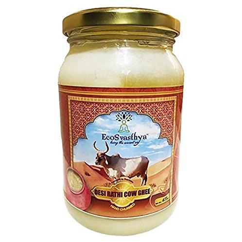 Eco svasthya desi gir cow ghee (475ml)
