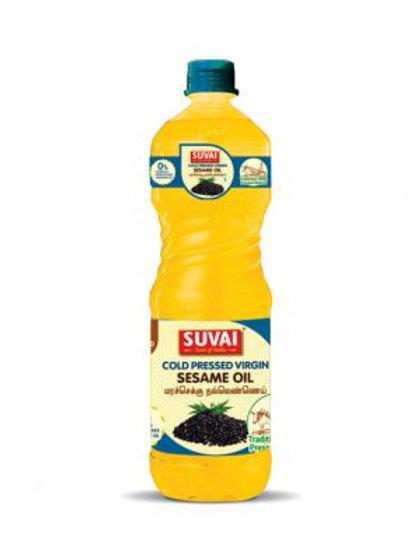 Suvai chekku cold press sesame oil (500ml)