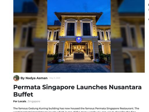 Permata Singapore Launches Nusantara Buffet