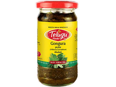 Telugu gongura pickle (300gm)