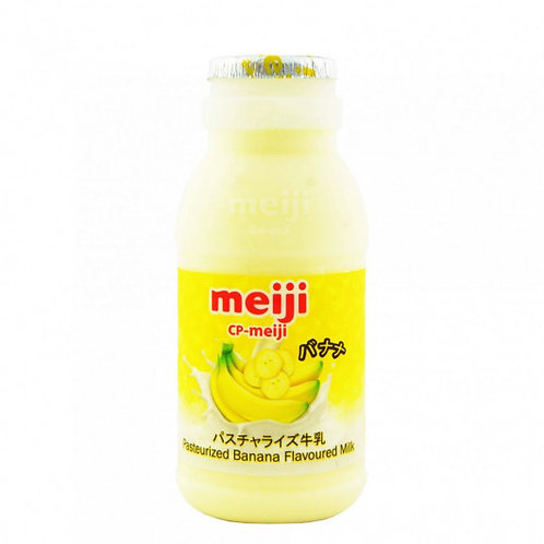 Meiji banana milk (200ml)