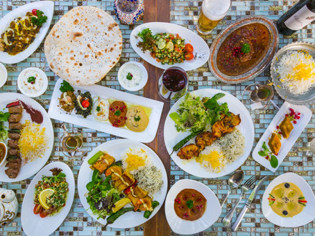 The tale and history of Persian cuisine