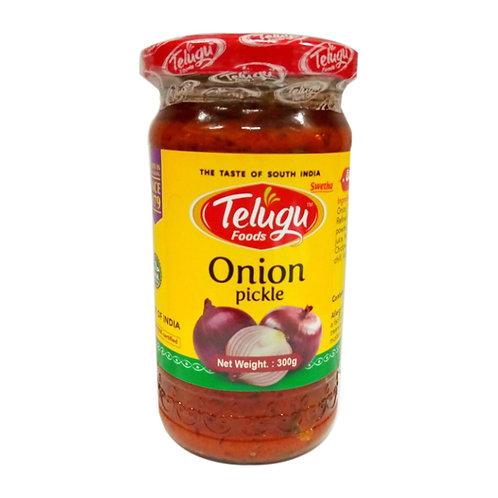Telugu onion pickle (300gm)