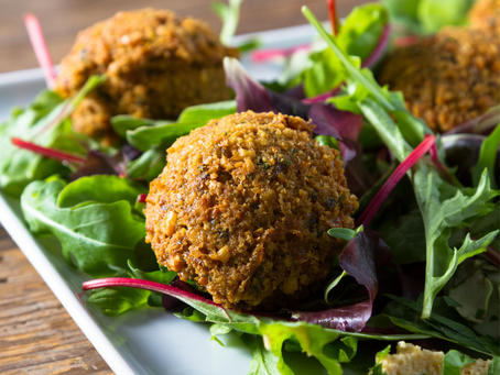 Falafels in Singapore - Islandwide Middle Eastern Food Delivery or Takeaway