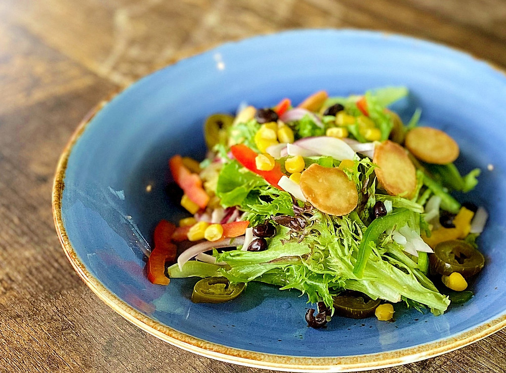 healthy vegetarian salad delivery singapore