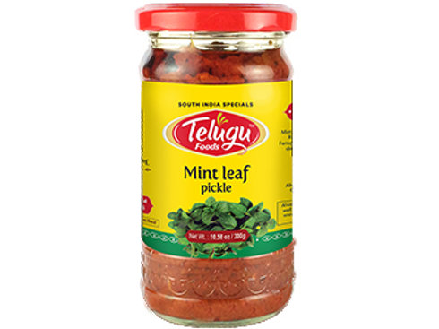 Telugu mint leaf pickle (300gm)